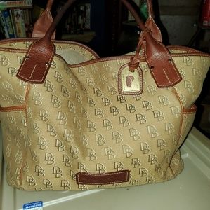 XL Dooney & Bourke bag